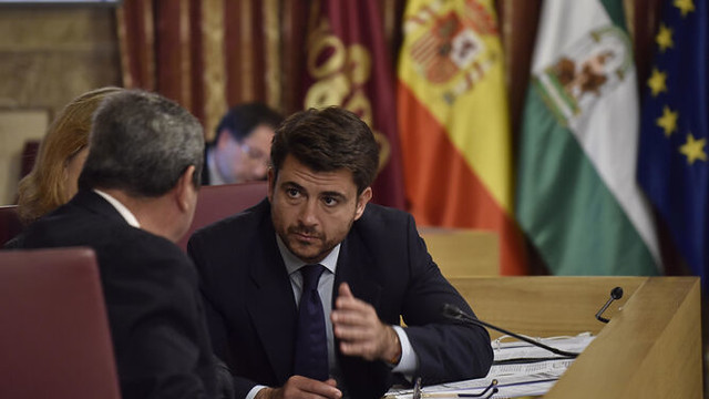 Beltran Perez - Pleno de Sevilla