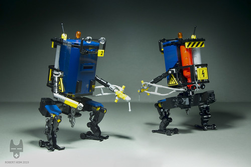 Welding robot 2051