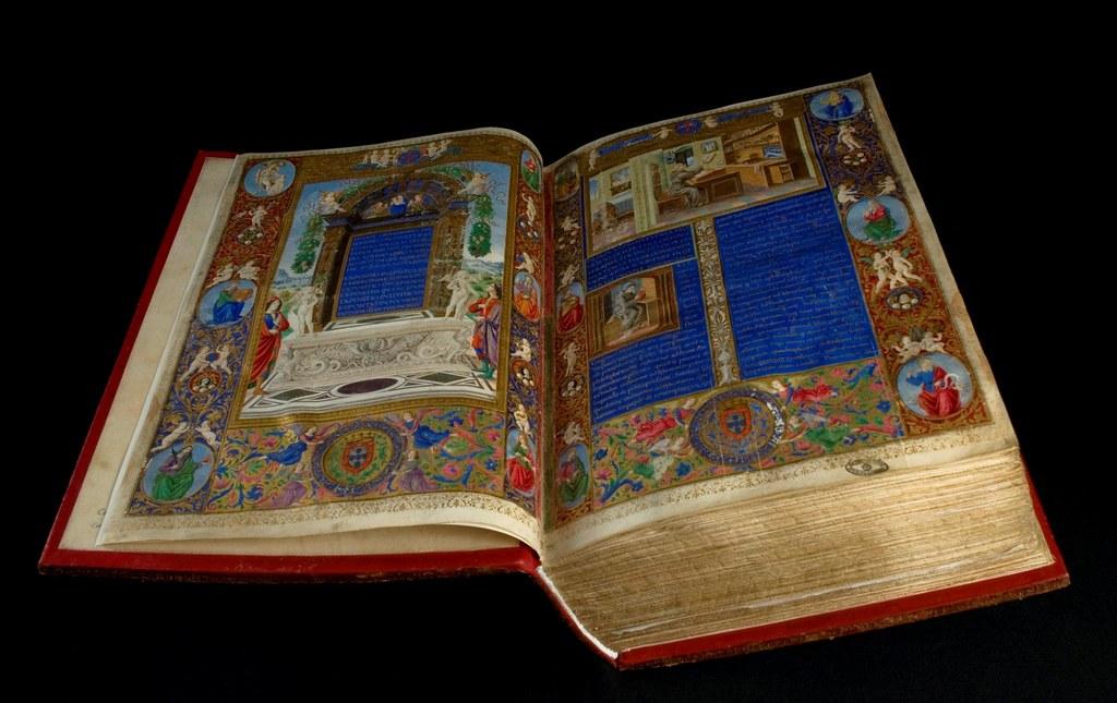 Imagem XIII - Primeiro Livro da Bíblia dos Jerónimos