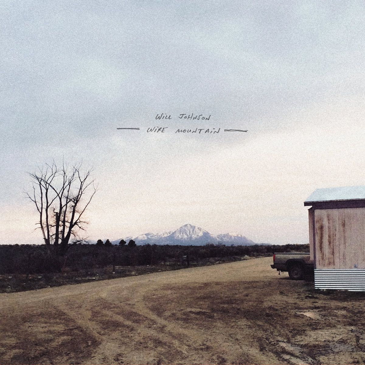 Will Johnson - Wire Mountain
