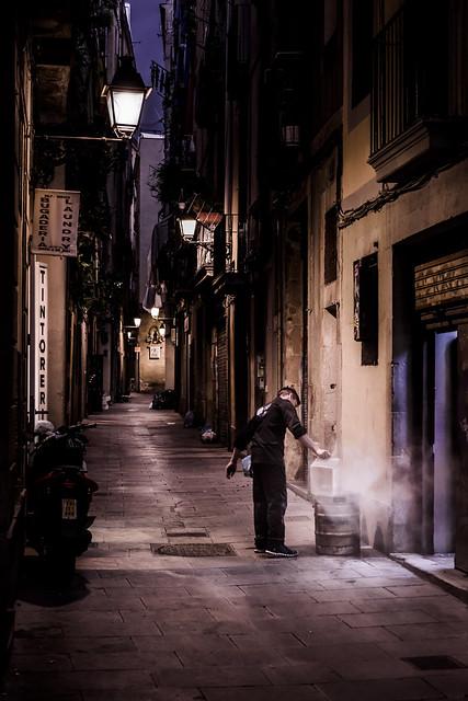Barcelona; Gothic Quarter