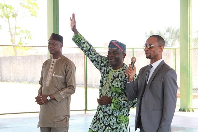PEPA: Embaixada do Benin visita Escola Classe 09 de Brazlândia