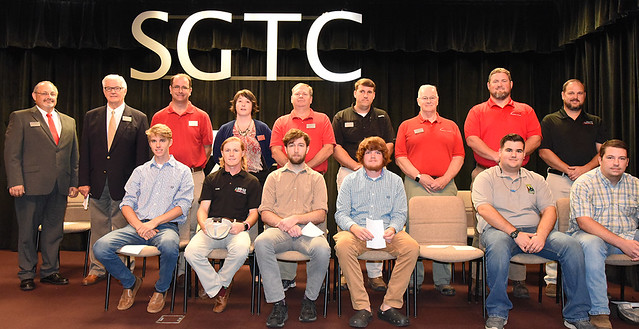 SGTC Student of Excellence September 2019