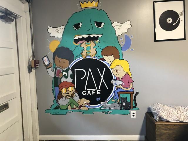 PAX Cafe