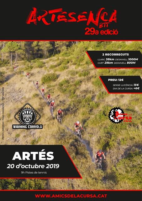 Cartell Artesenca 2019