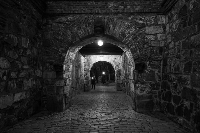Walls at Akershus fortress