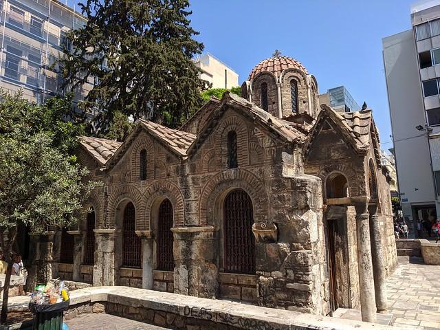 Church of Panagia Kapnikarea, Athens