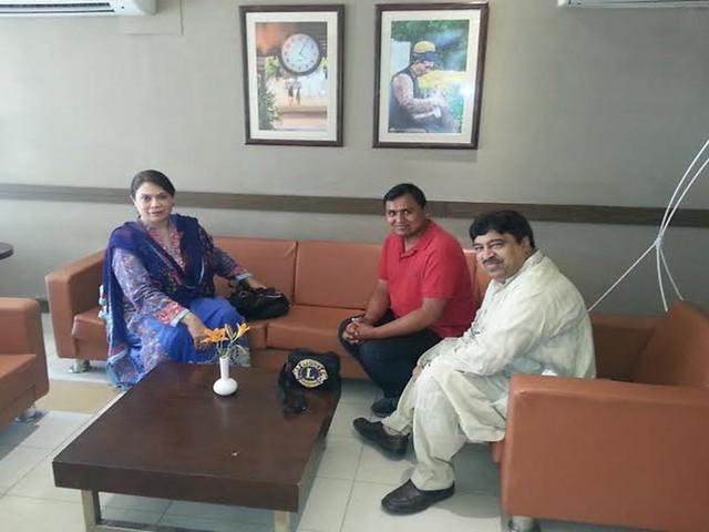 Pakistan-2016-04-29-slides-UPF Representative Meets Government, Interfaith Leaders
