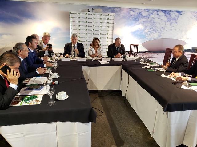 18/09/2019 Café da Manhã Frente Parlamentar da Agropecuária