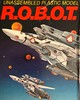 In the 80s, Macross licensing was a little fluid. Testors, known for plastic model paints and tools, also has their own model kits. They had a line of R.O.B.O.T. kits which were licensed 1/200 Macross vehicles. They kept the Macross series name and vehicl