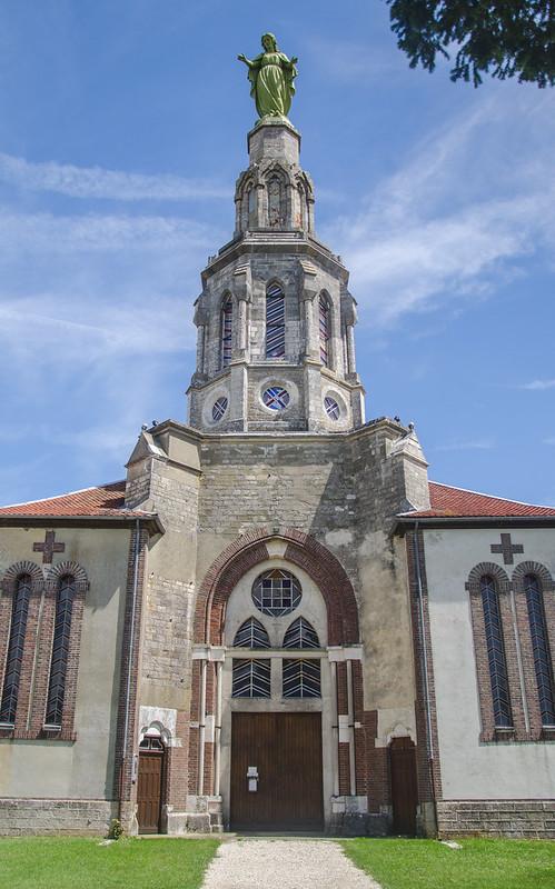 Chapelle Saint Joseph des Anges de Villeneuve-Au-Chemin