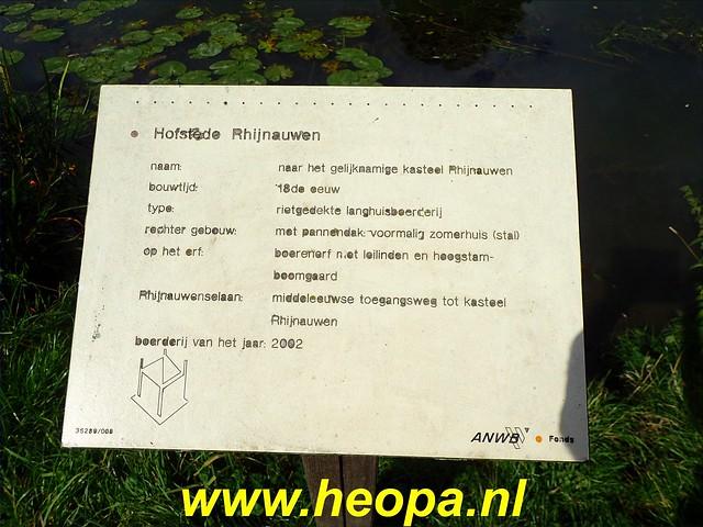 2019-09-18         Rondje               Kromme Rijn      25 Km  (90)
