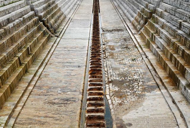 Dry dock Santander