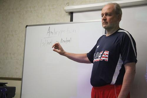 ITTF Level 3 Coaching Course - Ohio, USA