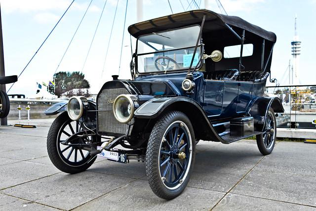 Studebaker SA 25 Open Tourer 1913 (7734)