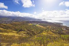 Diamond Head View - Honolulu, Oahu, Hawaii