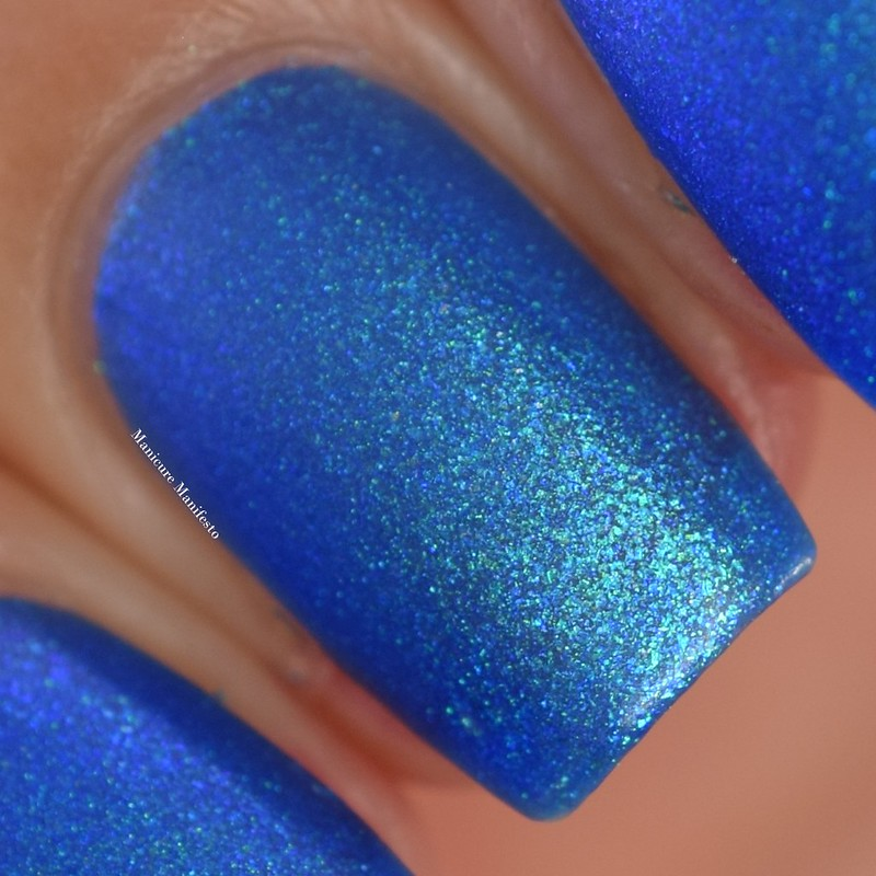 Bees Knees Lacquer Eve swatch