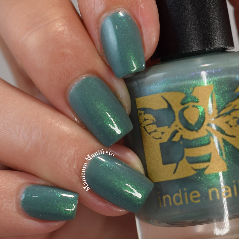 Bees Knees Lacquer Undertow