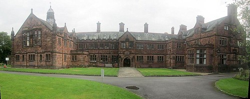 Gladstone's Library stitch