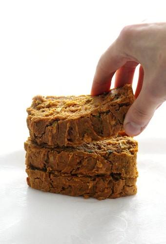 Gluten Free Pumpkin-Zucchini-Bread-4