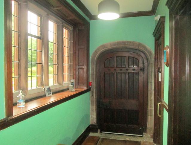Corridor at Gladstone's Library