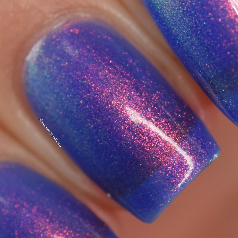 Bees Knees Lacquer Abjuration swatch
