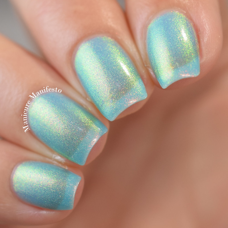 Bees Knees Lacquer The Sea Whip review
