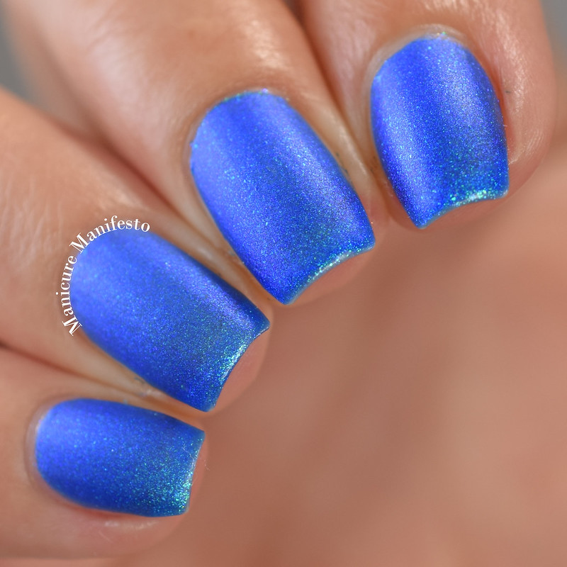 Bees Knees Lacquer Eve review