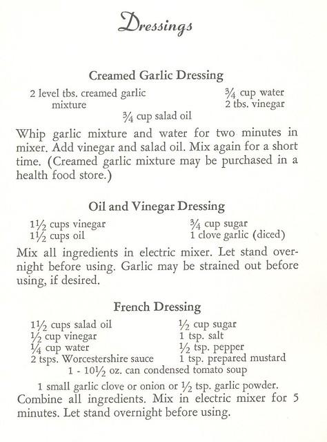 The New Unity Inn Cookbook 1966