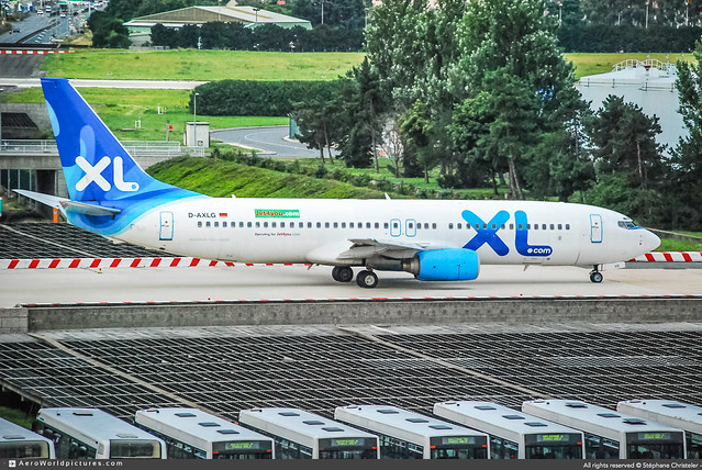 ORY•2008   #XL.Airways #Germany #X4 #Boeing #B738 #D-AXLG #Jet4You #awp