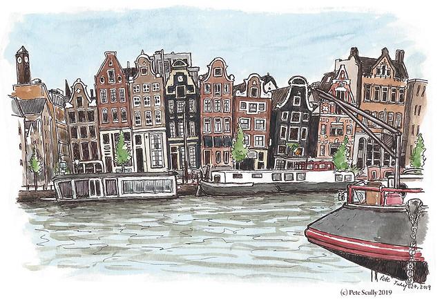 Amsterdam Dancing Houses sm