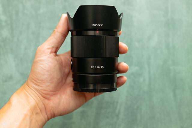 步入日常的敏銳目光:Sony FE 35mm F1.8 | 26