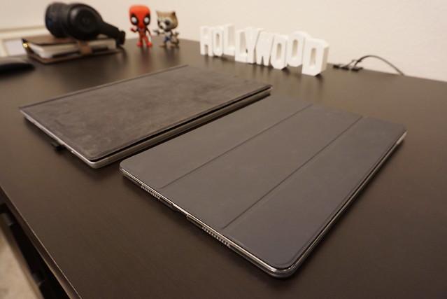 Surface Pro 6 vs Ipad Pro
