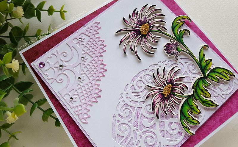 Purple Wild Aster Card_Nupur Priya_01