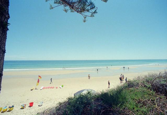 Port Noarlunga - beach