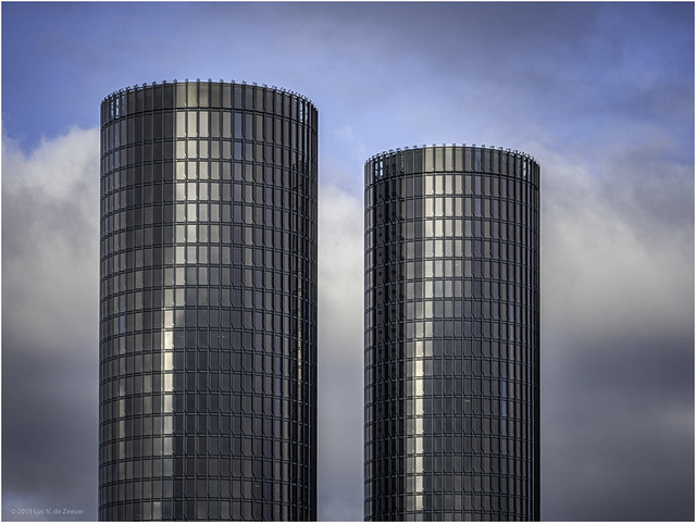 Twin towers Riga  [Explored, 2019-09-19 - Thank you!]