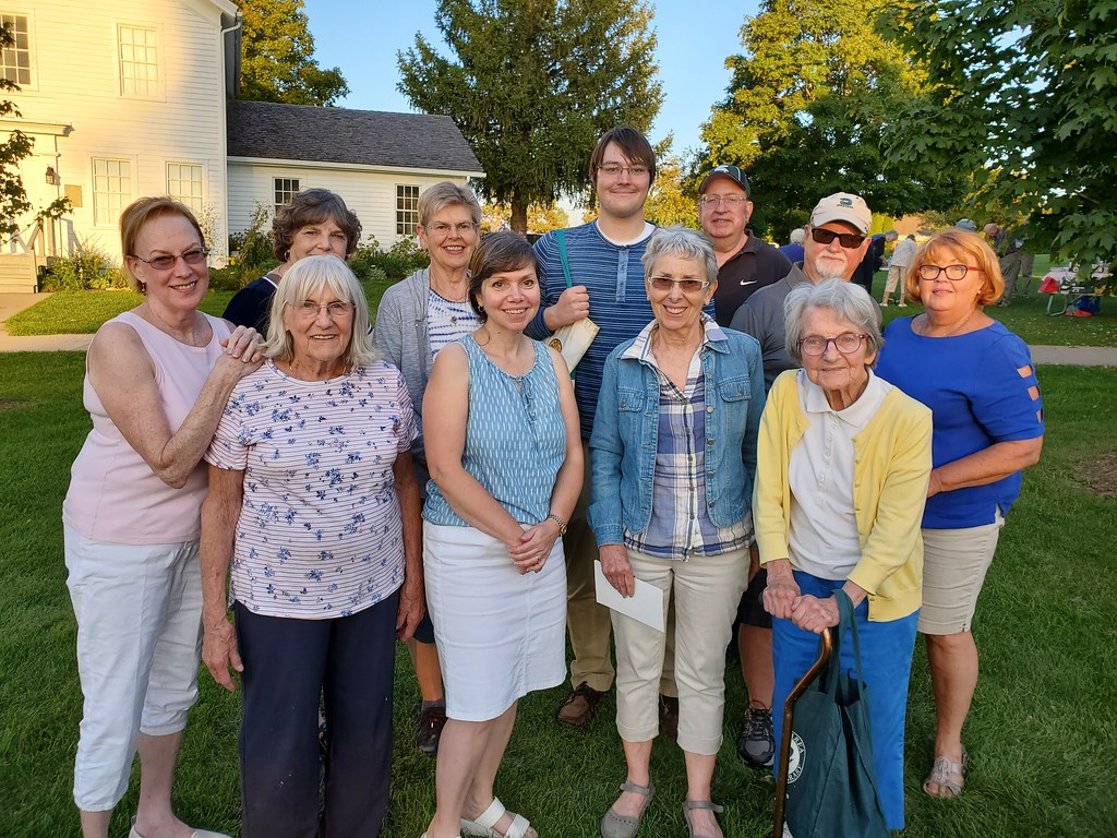 Friends of Historic Meridian Recognizes Jane Rose