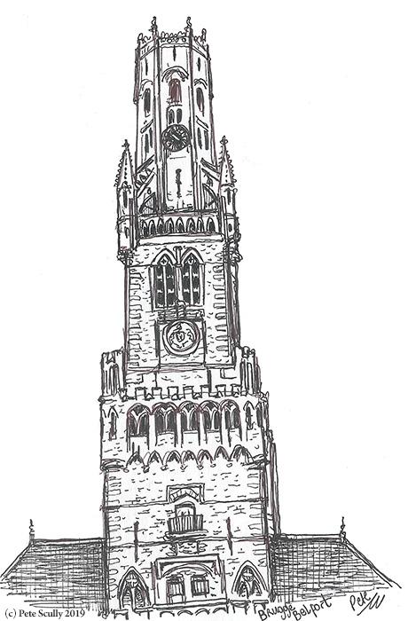 Bruges Belfort sm