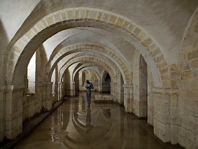flood in the crypt