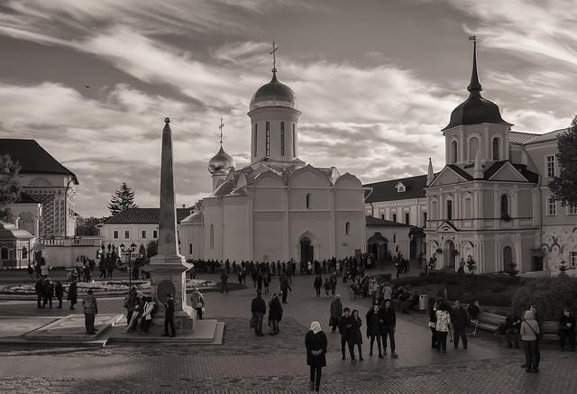 Trinity Sergius Lavra