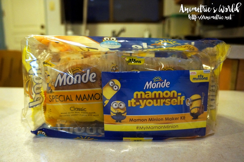 Monde Mamon Minions
