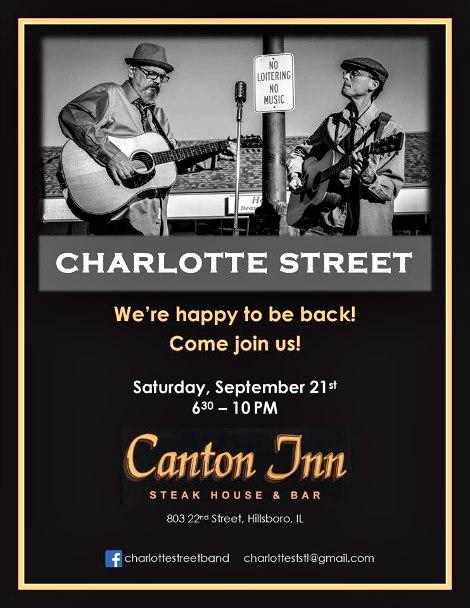 Charlotte Street 9-21-19