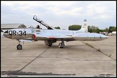 CT133 F-AYMD T33-263 QR-34 Melun Villaroche septembre 2019