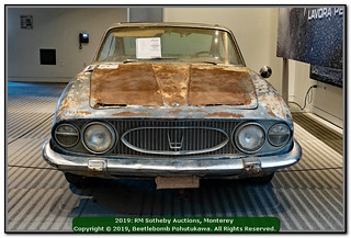 2019: RM Sotheby Auctions: RARE Barn Find Maserati