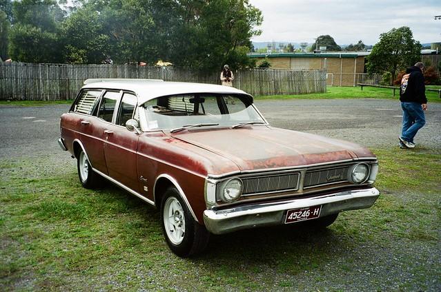 Ford Fairmont (XY) station wagon (photo 2)