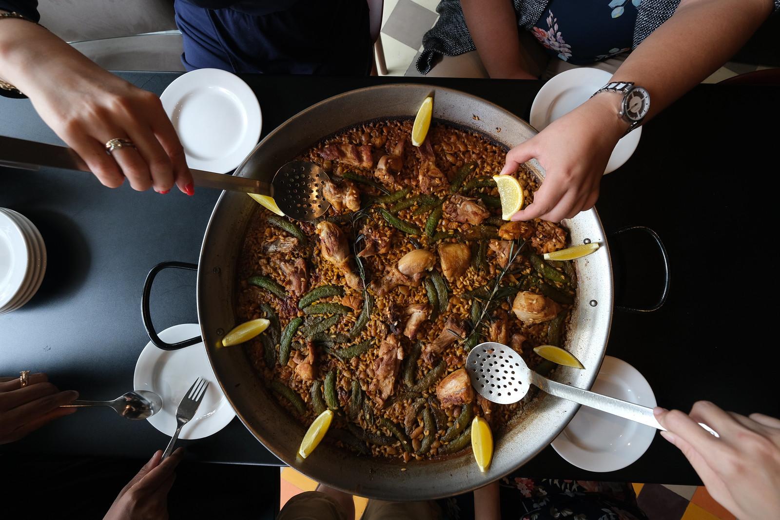 世界海鲜饭日 - 海鲜饭潘