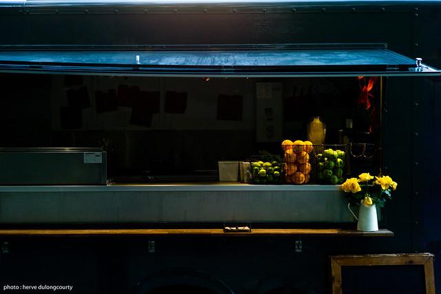 Food truck : still life
