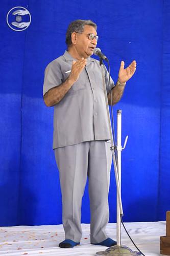 Punjabi Speech by Vinod Bhatiya, Talwada, PB