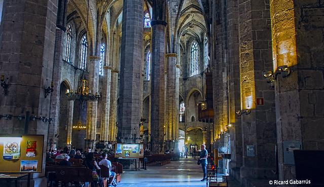 2768 Santa Maria del Mar, Barcelona