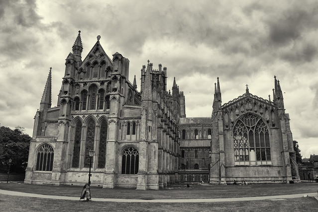 Ely Cathedral - Ely, England {Explore}